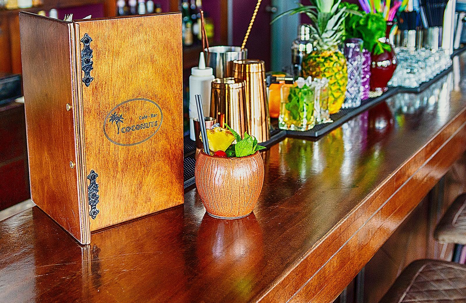 Coconuts Cafe Bar