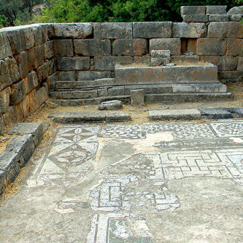 _0002_ancient floor of lyssos - Αντιγραφή